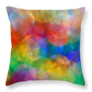 In A Daydream Throw Pillow