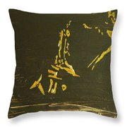 In A Sentimental Mood Throw Pillow