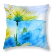 In All Your Glory Throw Pillow