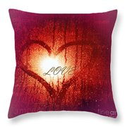In Any Language The Emotion Is The Same Throw Pillow