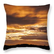 In Case You Missed God's Message To You... Good Morning Children I Love You Have A Blessed Day Throw Pillow