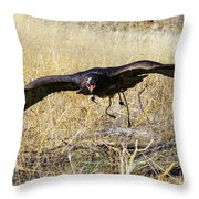 In Coming Throw Pillow