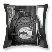 In Control B Throw Pillow