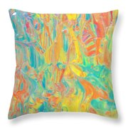 In Deed Throw Pillow