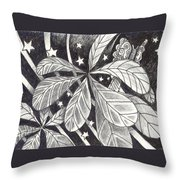In Endless Ways Throw Pillow
