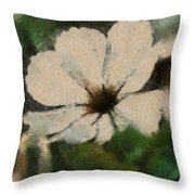 In Every Flower See A Miracle 03 Throw Pillow