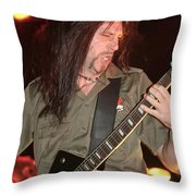 In Flames Throw Pillow