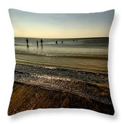 In From The Sea Throw Pillow