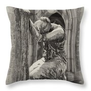 In Grief Throw Pillow
