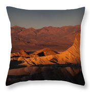 In Heat Throw Pillow