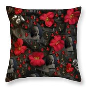 In Love And Respect We Trust Throw Pillow