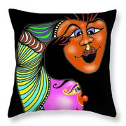 In Love Throw Pillow