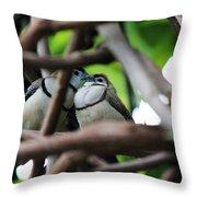 In Love II Throw Pillow