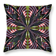 In Memory Throw Pillow
