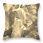 In My Imagination Throw Pillow