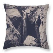 In My Lifetime Throw Pillow by Laurie Search