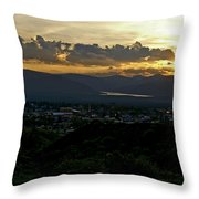 In My Place Throw Pillow