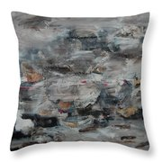 In Nature With Love Throw Pillow
