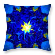 In Order For The Light . . . Throw Pillow