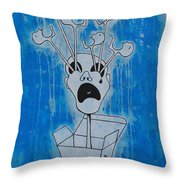 In Order To Heal Throw Pillow