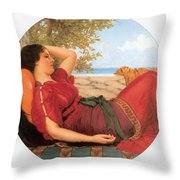 In Realms Of Fancy Throw Pillow