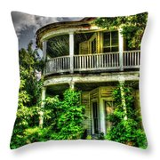 In Search Of Lost Souls Throw Pillow