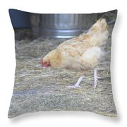 In Search Throw Pillow
