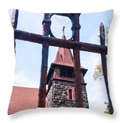 In Sight Throw Pillow