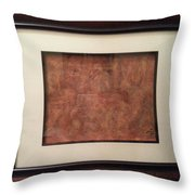 In The Caverns....you Will Find Throw Pillow