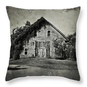 In The Days Throw Pillow