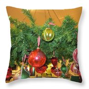 In The Designstore Throw Pillow