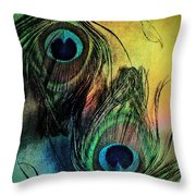 In The Eyes Of Others Throw Pillow