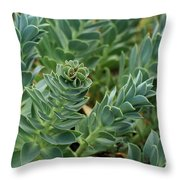 In The Green Throw Pillow