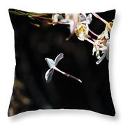 In The Letting Go Throw Pillow