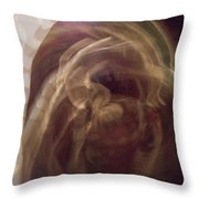 In The Light2 Throw Pillow