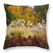 In The Meadow 2 Throw Pillow