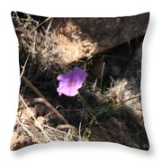 In The Shadow Throw Pillow