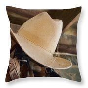 In The Shed #1 Throw Pillow
