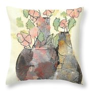 In The Spring Throw Pillow