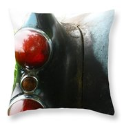 In The Truck  Throw Pillow