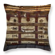 In This Old Chest Throw Pillow
