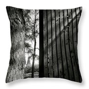 In This Space #1 Throw Pillow