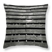 In This Space #3 Throw Pillow