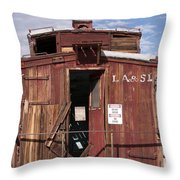 In Those Days Throw Pillow
