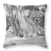 In What Land Throw Pillow
