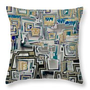 Inboxed - S03a Throw Pillow