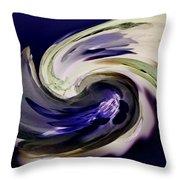 Incana Paint Throw Pillow