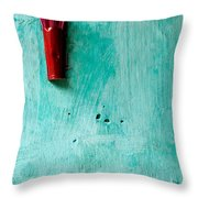 Incense 04 Throw Pillow