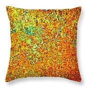 Inchoate Dreams Throw Pillow