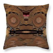 Incognescent  Throw Pillow